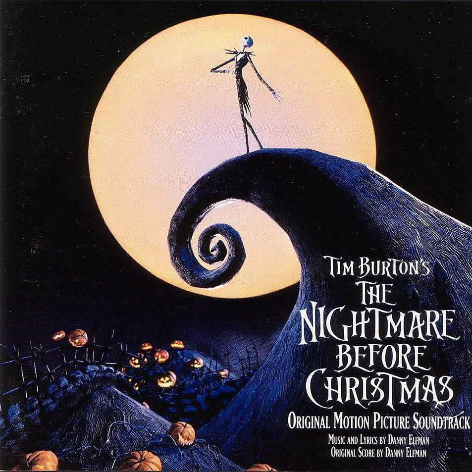 Nightmare Before Christmas (1993) - Soundtrack, Lossless (FLAC), MP3 ...