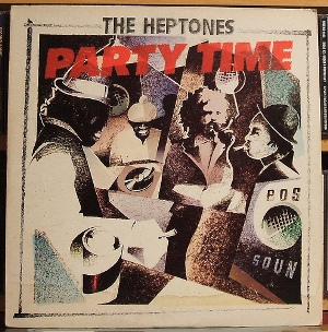 The Heptones - Party Time (1977)