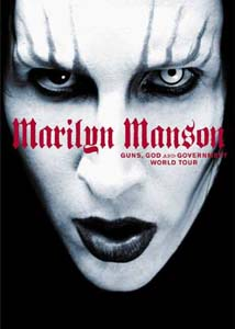 Marilyn Manson - Guns, God And Government World Tour (2002)