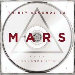 30 Seconds to Mars - Kings and Queens (2009) (CD Single)