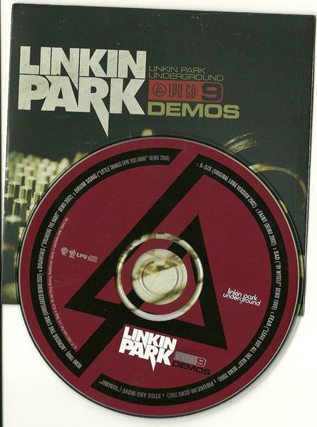 Linkin park underground 9 0 demos 2009