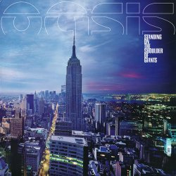 Oasis - Standing On The Shoulder Of Giants (2000) *Japanese Edition*