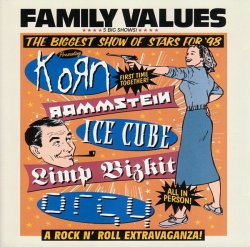 Various Artists - Family Values Tour '98 (1999)