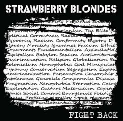 Strawberry Blondes - Fight Back (2009)